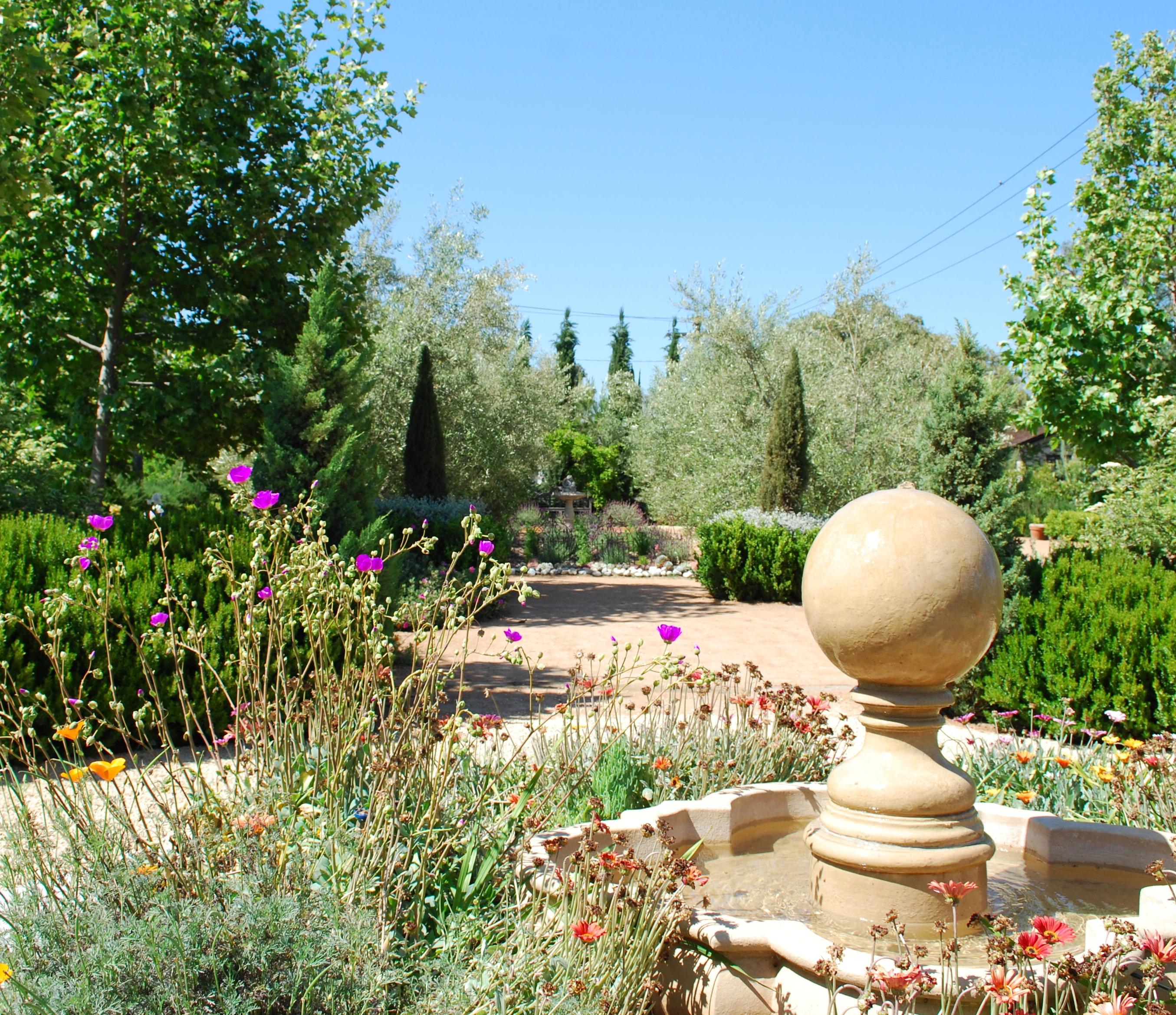 Arlington Garden An Oasis In The Middle Of Pasadena