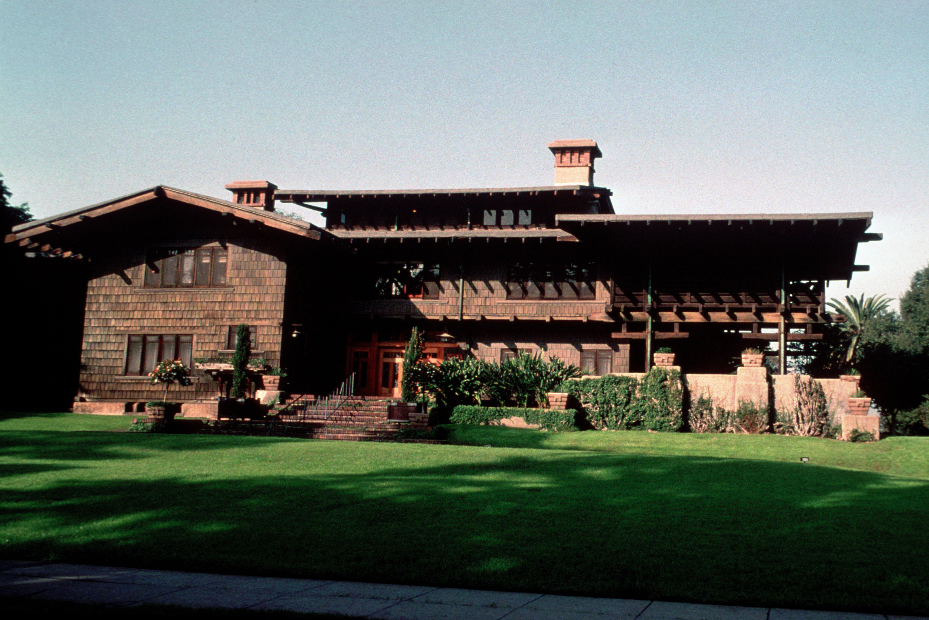 Restaurants near gamble house pasadena carte cadeau casino barriere