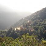 Chantry Flats. Hiking Hub of Big Santa Anita Canyon.