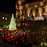 The spirit of the holidays in Pasadena