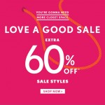 Shop Pasadena's Glorious Post-Holiday Sales.