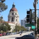 ArtNight Pasadena – the Central shuttle route.