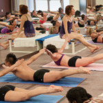 Heat up Your Workout at Bikram Yoga Pasadena.