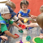 Toddler Camp on through May 26.