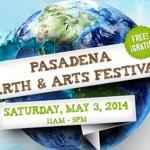 Celebrate Earth and Arts May 3 at Pasadena's Memorial Park.