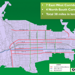 Proposal to Reshape Driving, Biking and Parking in Pasadena.