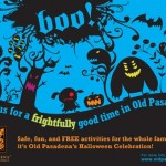 Halloween in Old Pasadena – fun and safe for the whole family.