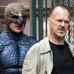 "Oscar Buzz-worthy Michael Keaton and ""Birdman"" Currently Flying in Pasadena."
