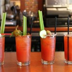 Unique Bloody Mary Brunches.
