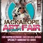 Jackalope Art and Craft Fair will bring hundreds April 25 & 26.
