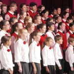 The Los Angeles Children's Chorus holds auditions in Pasadena.