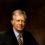 Former U.S. President Jimmy Carter to hold a book signing at Vroman's Pasadena.