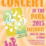 Pasadena Community Orchestra's Free Summer Concert In the Park.