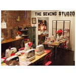 For the Love of Fashion: The Sewing Studio in Old Pasadena.