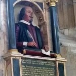 My visit with William Shakespeare – an Angelena in Stratford-upon-Avon.