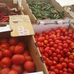 Victory Park Farmers Market – shopping fresh in Pasadena.