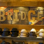 Bridge: A Men's Clothing and Accessory Shop in Old Pasadena.