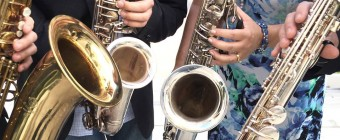 Upcoming concert – City of Angels Saxophone Quartet at the Church of the Angels.