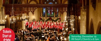 Pasadena concerts and ways to support the Pasadena Symphony and POPS in December.