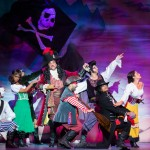 Peter Pan and Tinker Bell – A Pirates Christmas at the Playhouse.