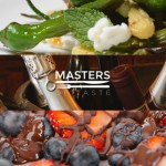 Masters of Taste Food and Wine Festival at Rose Bowl.