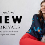 Banana Republic gets a Makeover. Again.