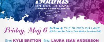 Pasadena's new concert series – Sounds on South Lake