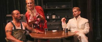 Two local artists star in Tennessee Williams' Kingdom of Earth.