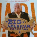 Book signing and talk with Chef Mario Batali at Pasadena Presbyterian Church