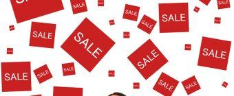 Gotta Shop 'Em All — November Sales, That Is.