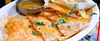 """Annapura Grill as the Best Place for """"Stellar"""" South Indian in Pasadena"""