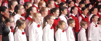 Enjoy the Los Angeles Children's Chorus Winter Concerts at Pasadena Presbyterian Church