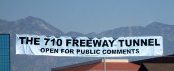 """Is the 710 Tunnel a """"misguided and obsolete solution"""" to completing the freeway through Pasadena?"""