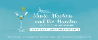 This Sunday – MOZART MAGIC with California Philharmonic at Noor Pasadena.