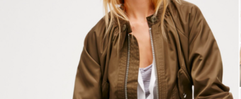 Bomber jackets are, well, the bomb.