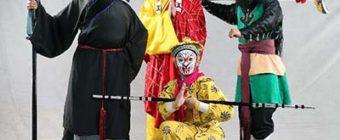 Taiwan's Rom Shing Hakka Opera Troupe to perform at Pasadena Civic Auditorium