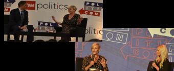 Chelsea Handler vs. Tomi Lahren at Politicon