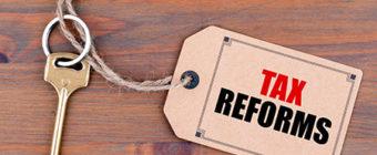 Tax Reform X Housing Market