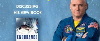 Vroman's to host astronaut Scott Kelly at Pasadena Presbyterian