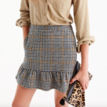 Another fall fashion trend to try? Menswear for women.