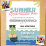 27th Annual Summer Opportunities Fair