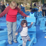 Imagination Playground tour stops at Pasadena's Kidspace Museum