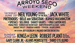 What's on the Menu at Arroyo Seco 2018