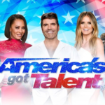America's Got Talent is taping in Pasadena!