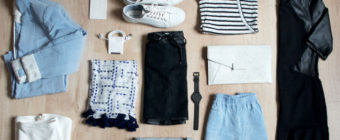 To Try: Spring Capsule Wardrobe