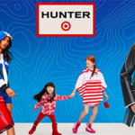 Target's latest collaboration for spring? British brand Hunter
