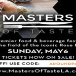 Masters of Taste 2018 is coming; we have a discount for you
