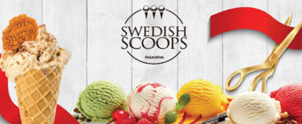 Swedish Scoops is Now Serving Swedish Gelato in Old Town Pasadena