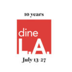 Best Deals Around Town Pasadena at Dine LA Restaurant Week for Summer 2018